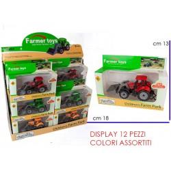 TRATTORE FARM DISPLAY 12PZ