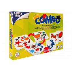 GIOCO DI CARTE COMBO MEMORY
