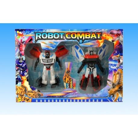 SET 2 ROBOT COMBAT TRANF