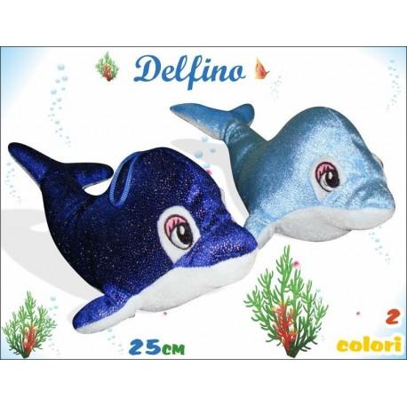 DELFINO 2 COL. 25 CM