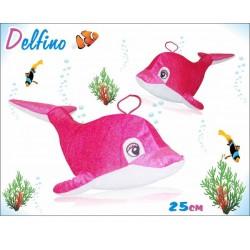 DELFINO ROSA CM 25