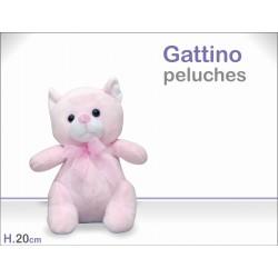 GATTINO PIGRO 2COL 20CM