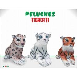 PELUCHES TIGROTTI CM 20