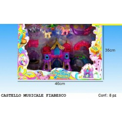 CASTELLO MUSICALE FIABESCO