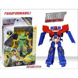 ROBOT TRANSFORMABILE 3 ASS