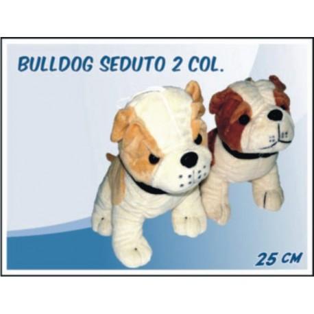 BULLDOG SEDUTO CM 20 2 ASS