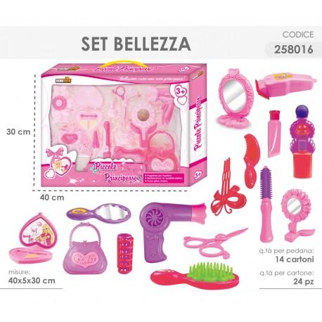 SET BELLEZZA
