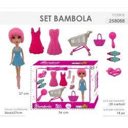SET BAMBOLA