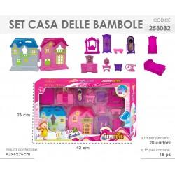 SET CASA BAMBOLE
